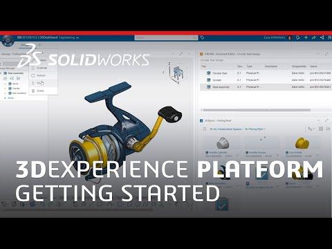 3DEXPERIENCE Platform - Getting Started - SOLIDWORKS