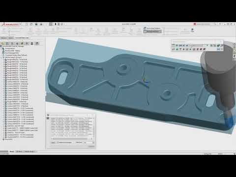 SOLIDWORKS CAM Software for CNC Machining