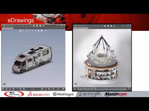 What's New in SOLIDWORKS 2019: eDrawings